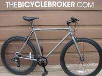 Here is a brand-new, 2014, 7 speed commuter bu Origin
