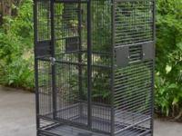 A number of Parrot Cages for Sale. We are downsizing!