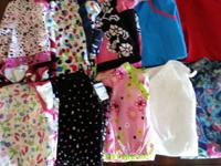 Scrub tops for sale. $5.00 each or make offer for lot.