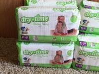 Medline DryTime Pull Ups Size 4T-5T with Wetness