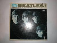 Meet The Beatles , Album & Cover. Best if used on music