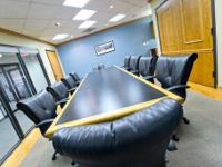 Rent this professional conference room for your next