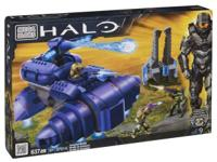 Mega Bloks Halo Covenant Wraith 637 PIECES! BRAND NEW