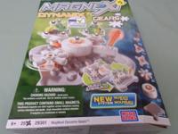 1. MagNext Dynamic Gears, 25 pcs., Mega Blocks # 29301,