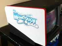 I have a rather nice, classic megatouch bar top arcade