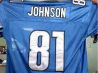 I have Detroit Lions jerseys --Stafford jerseys in