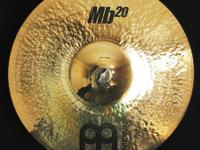 "Meinl 20"" Mb20 Heavy Bell Ride for sale. Bought it"