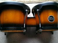 meinl bongos in like new condition. paid over $100 for