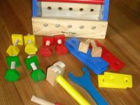 Complete set in great condition. Take-Along Tool Kit