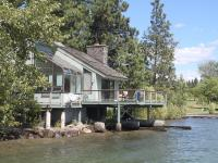 Mellow Cove Home - This charming lakefront home has
