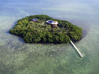 Private Island Oasis. Spectacular private island