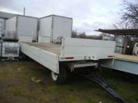 FOR RENT! Melon Trailers $300 per month Call Bruce  No