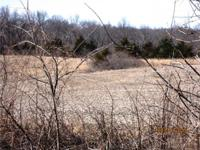5.25 acres for building site or hunting hide-a-way.
