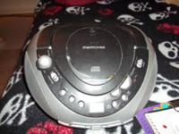 I have a Memorex CD/Radio for sale. It is in great