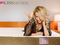 Kiss Mattress is a high quality factory direct latex