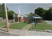 Repossession! Shelby County, Tennessee Church Building