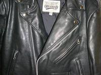?Open Road collection, motorcycle/biker jacket, size