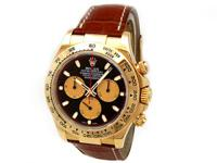 *40mm Gents Rolex 18k Yellow Gold Oyster Perpetual