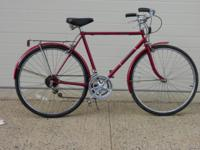 Men's 1970's vintage Free Spirit Brittany 10 Speed W