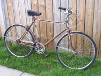 Men?s 26? AMF Roadmaster Vintage 3 Speed Bicycle, Late