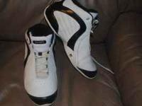 MEN'S AND1 BASKETBALL SNEAKERS SHOES SIZE 13. THESE