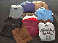 Men's Winter Shirts & Sweaters! Brands Include: St.