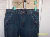 Mens Banana Republic Utility Jeans (100% cotton, made