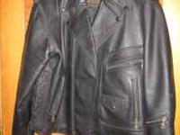 This is a men's Large jacket and in like new condition.