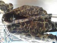 Men's Camo (Hunting and Fishing): Men's Camo jacket