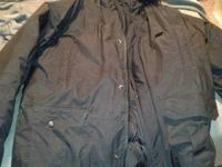 I have for sell a used LARGE DC Shoes winter coat in