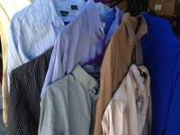 I have numerous Men's Dress Shirts offered. They are