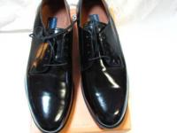 Men's dress shoes by Bostonian, size 14D, brand new,