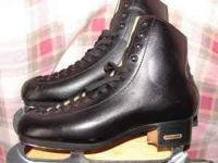 Risport Diamant Men's Figure ( Ice) Skates. In