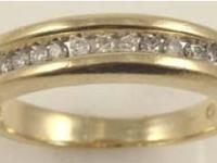 Ring appraised in March 2012 for $890.00. See attached