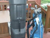 Men?s Golf clubs for 6? man (right handed) Ping TFC 100