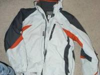 Size large, medium weight men's Expeditions by Wrangler