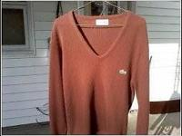 Men's IZOD Sweaters Size Small. $7.00 each CASH ONLY.
