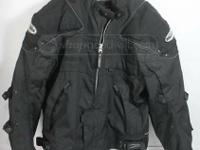 I have this Mens Black XL Joe Rocket Racing Jacket that