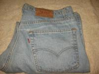 Men's Levis Size 38 x 30  $10.00 Call  show contact