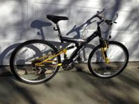 Men's Mountain Bike  21 Speed  $50  Call/text: