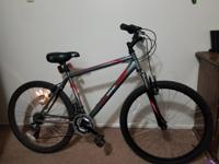 Men's Nishiki Mountain Bike. Has a few scratches and