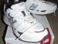 'Brand New' (worn only once) NEW BALANCE Men's Running