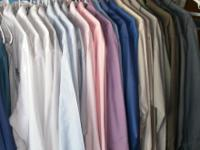 Variety of guys's as new/gently utilized clothing:. -