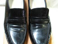 Men's shoes, loafer style, dress quality, by Stuart