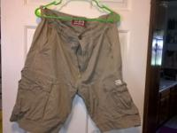 used men's shorts for sale I have 5 pair available