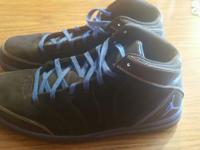 This is a pair of Men's Size 13 Nike Air Jordan Pro