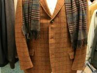 Fabulous selection of men's vintage clothing including