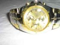 I have 2 men watch for $ 20.00 each and 5 peice men
