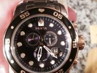 I am offering a Guy's Invicta Watch that I got as an