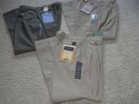 Brand name pants....Brand New with tags...Mens Khakis